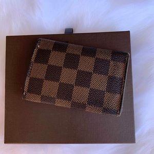 Louis Vuitton Accessories - Louis Vuitton 6 keys card holder